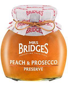 MRS BRIDGES PERSIKKAHILLO PROSECCO 340G