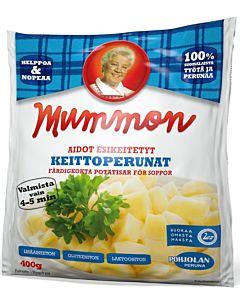 PAKASTE MUMMON AIDOT HETIVALMIIT KEITTOPERUNAT 400G