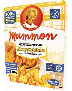 MUMMON KORPPUJAUHO 210G LAKTOOSITON GLUTEENITON