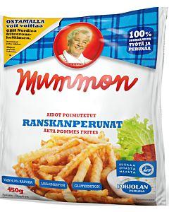PAKASTE MUMMON AIDOT POIMUTETUT RANSKANPERUNAT 450G