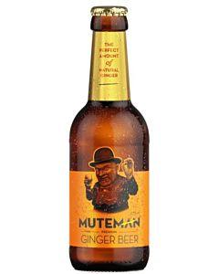 MUTEMAN PREMIUM GINGER BEER 0.275L
