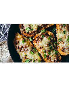 Resepti-Mustaleima myskikurpitsat
