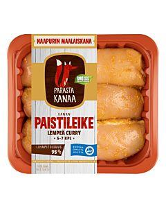NAAPURIN MAALAISKANAN PAISTILEIKE LEMPEÄ CURRY N.600-660G