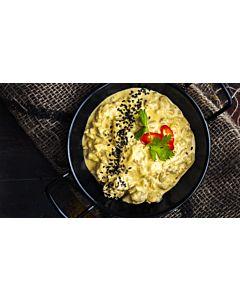 Resepti- Nopea curry naudanlihasta