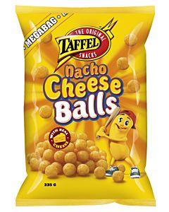 TAFFEL NACHO CHEESE BALLS 235G