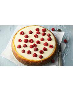 Resepti-New York cheese cake