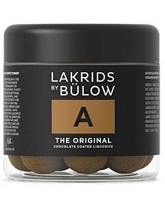LAKRIDS BY BÜLOW A THE ORIGINAL 125G GLUTEENITON