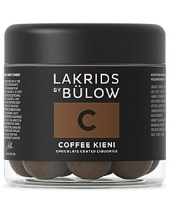 LAKRIDS BY BÜLOW C COFFEE KIENI 125G GLUTEENITON