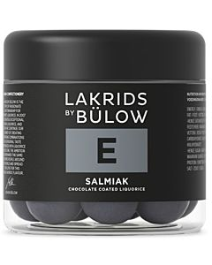 LAKRIDS BY BÜLOW E SALMIAK 125G GLUTEENITON
