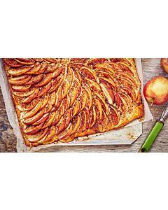 Resepti-Omenapiirakka
