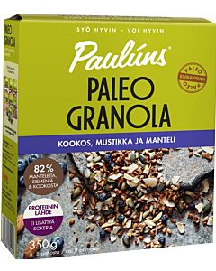 PAULUNS 350G  KOOKOS PALEO GRANOLA
