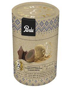 PANDA CHOCO & LAKRITS SUKLAA LAKRITSI 220G