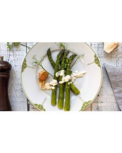 Resepti-Parsaa ja vegaanista majoneesia
