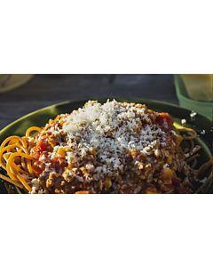 Resepti-Maria Nordinin pasta bolognese