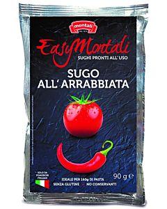 EASY MONTALI ARRABIATTA-KASTIKE 90G