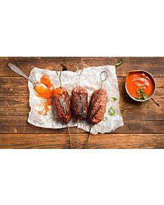 Resepti-Pekoniset lihavartaat ja grilliketsuppi