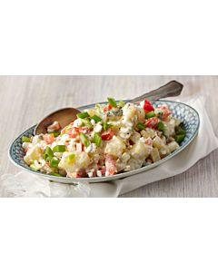 Resepti-Mehevä perunasalaatti