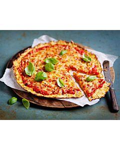 Resepti - Pizza kukkakaalipohjalla