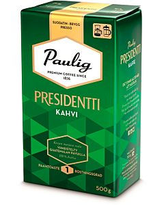 PAULIG PRESIDENTTI 500G SUODATINJAUHATUS
