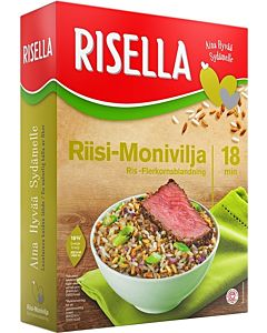RISELLA RIISI-MONIVILJA 800G