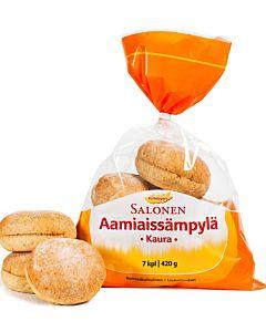 SALONEN AAMIAISSÄMPYLÄ KAURA 7KPL 420G