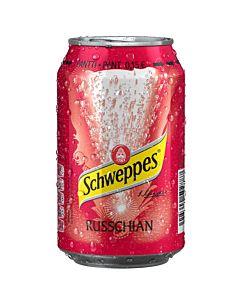 SCHWEPPES RUSSCHIAN 0,33L TLK