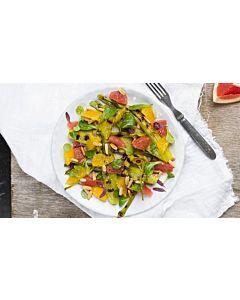Resepti-Sitrus-fenkolisalaatti