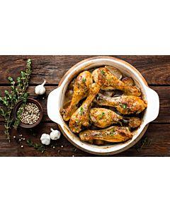Resepti-Sitruunakana rosmariinilla