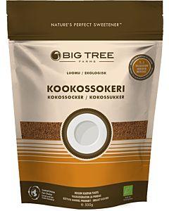 BIG TREE FARMS LUOMU KOOKOSSOKERI 500G