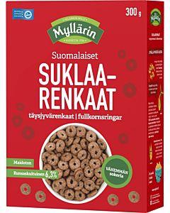 MYLLÄRIN SUKLAAVEHNÄRENGAS 300G