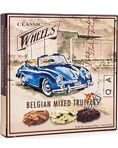 THE BELGIAN TRYFFELILAJITELMA CLASSIC WHEELS 200G