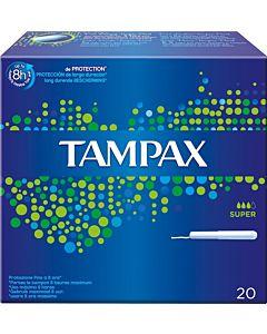 TAMPAX 20KPL SUPER TAMPONI