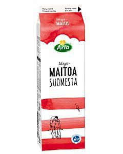 ARLA TÄYSMAITO SUOMI 1L