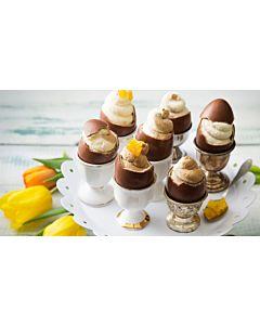 Resepti-Täytetyt suklaamunat