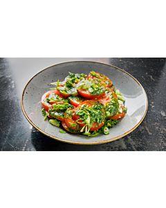 Resepti-Tomaattisalaatti