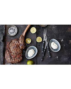 Resepti-Tomahawk-pihvi ja limekastike