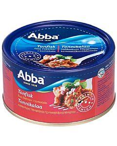 ABBA TONNIKALA TOMAATISSA 185G