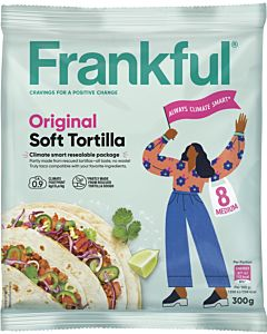 FRANKFUL SOFT TORTILLA ORIGINAL 300G