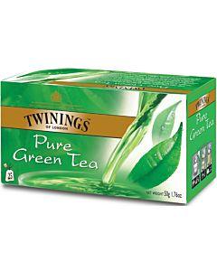 TWININGS PURE GREEN TEA VIHREÄ 25PS/50G
