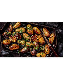 Resepti-Uudet perunat grillissä
