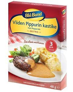 BLÅ BAND BISTRO 5 PIPPURIN KASTIKEAINES 3X16G