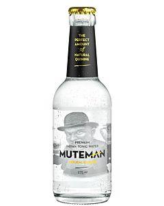 MUTEMAN PREMIUM TONIC WATER 0.275L
