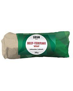 GREENDELI WRAP BEEF-TERIYAKI 265G