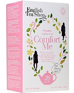 ENGLISH TEA SHOP LUOMUTEE COMFORT ME 20PSS/ 30G