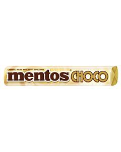 MENTOS 38G WHITE CHOCO
