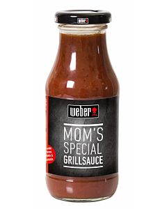 WEBER MOM´S SPECIAL GRILLSAUCE 240ML