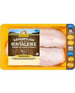 KARINIEMEN KANANPOJAN RINTALEIKE N.550-750G MAUSTAMATON