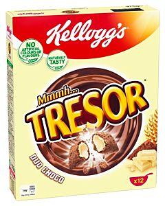 KELLOGG'S MMMH TRESOR DUO CHOCO 375G