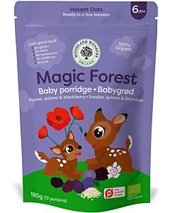 WOODLAND WONDERS LUOMU MAGIC FOREST VAUVANPUURO 180G 6KK+