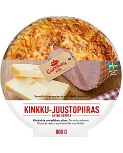 CAROLINES KÖK KINKKU-JUUSTOPIIRAS 800G